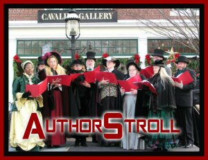 December AuthorStroll