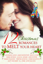 1 12ChristmasRomances Tawdra Kandle