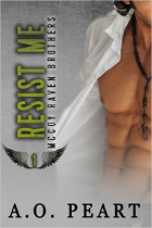 1Resist Me (McCoy Raven Brothers Book 1)