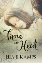 1TimetoHeal-Lisa B Kamps