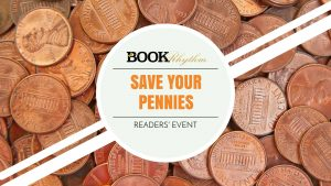 Save Your Pennies Reader Event BookRhythm