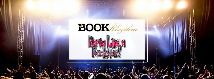Party Like a Rockstar Giveaway, BookRhythm